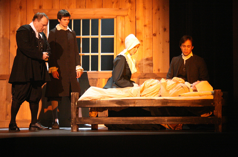 who is ruth in the crucible